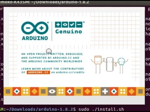 Arduino free download for linux